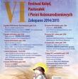 VI Festiwal Kolęd, Pastorałek i Pieśni Bożonarodzeniowych
