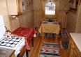 Kuchnia w domku Płazówka