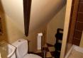 Łazienka w domku Kojsówka