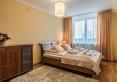 sypialna apartament Słoneczny