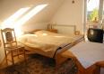 Pokój z łaz, balkonem i widokiem w Siuster 1