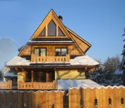 Dom z zewnatrz