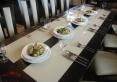 stół degustacji