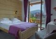 Dwuosobowy pokój Delux z balkonem