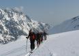 skitouring w Dolinie 5 Stawów