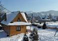 Domek z panoramÄ… na Tatry Wysokie