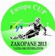Puchar Europy w slalomie kobiet po raz III w Zakopanem